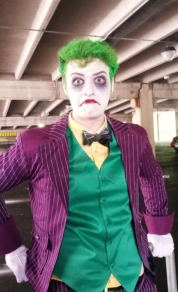 The Joker 5 ACen 2015 by Teddy-sol