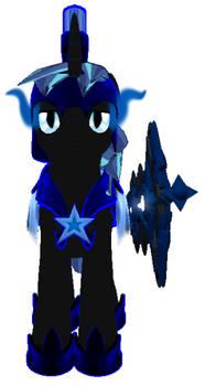 Dark Shining Armor Unicorn 001