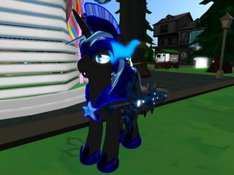 Dark Armor 001