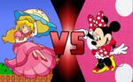 Peach Vs Minnie