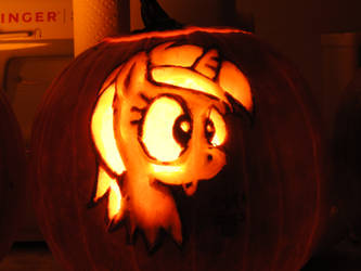 Lyra Pumpkin by xkappax
