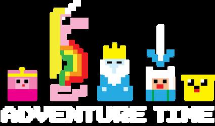 8-Bit Adventure Time