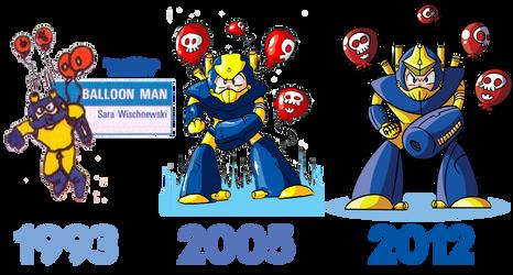 Balloon Man 2012
