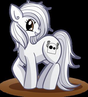 BoxGhost Pony