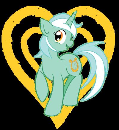I Heart Lyra by xkappax