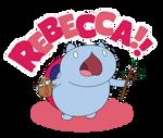 REBECCA! - Catbug Tee Shirt