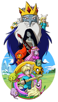 Anime Adventure Time