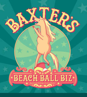 Baxter's Beach Ball Biz
