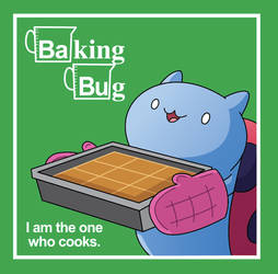 Baking Bug - Tee Shirt Design