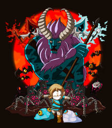 Link and the Lynel