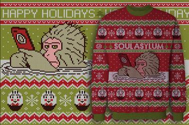 Soul Asylum Ugly Sweater