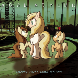 Foal Asylum - Grave Prancers Union by xkappax