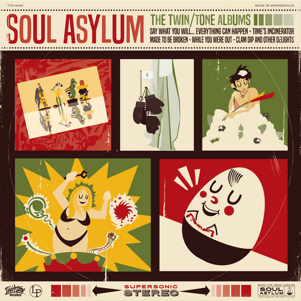 Soul Asylum - The Twin/Tone Albums by xkappax
