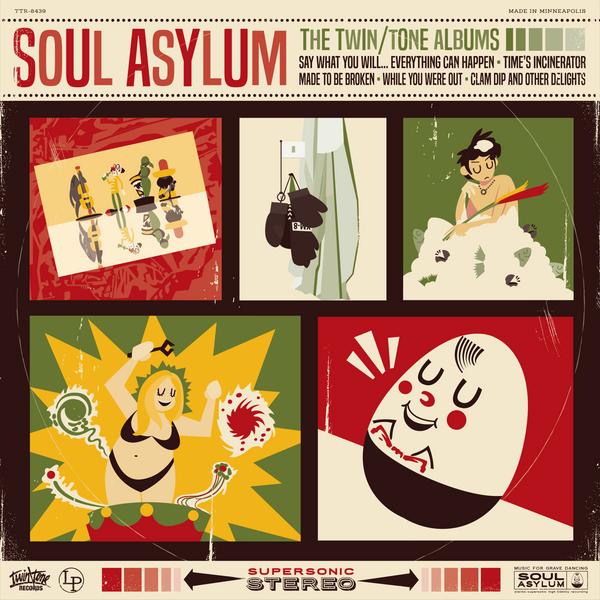 Soul Asylum - The Twin/Tone Albums by xkappax