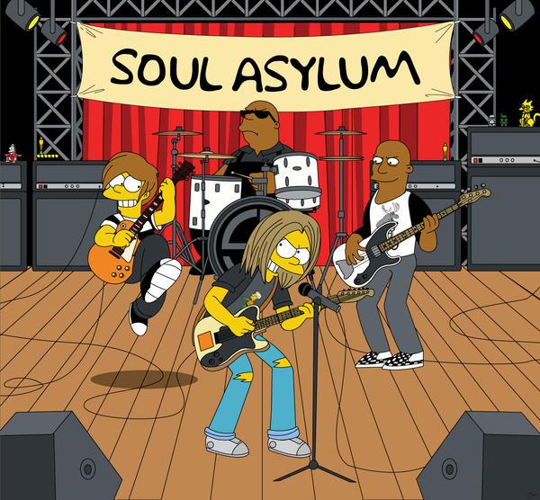 Soul Asylum in Springfield by xkappax