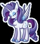 Alicorn Princess Rarity