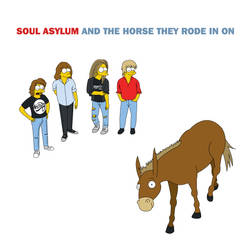 Soul Asylum and the Horse they Rode In On Simpsons