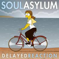 Soul Asylum Delayed Reaction - Simpsons Style