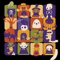Spookies tee shirt design