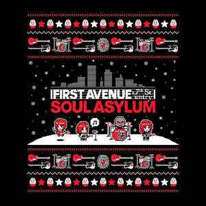 Soul Asylum Ugly Sweater - Official