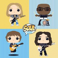 Soul Asylum Pop Figures