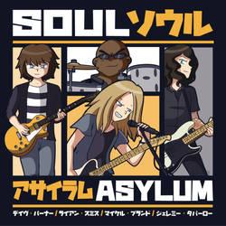 Soul Asylum Anime