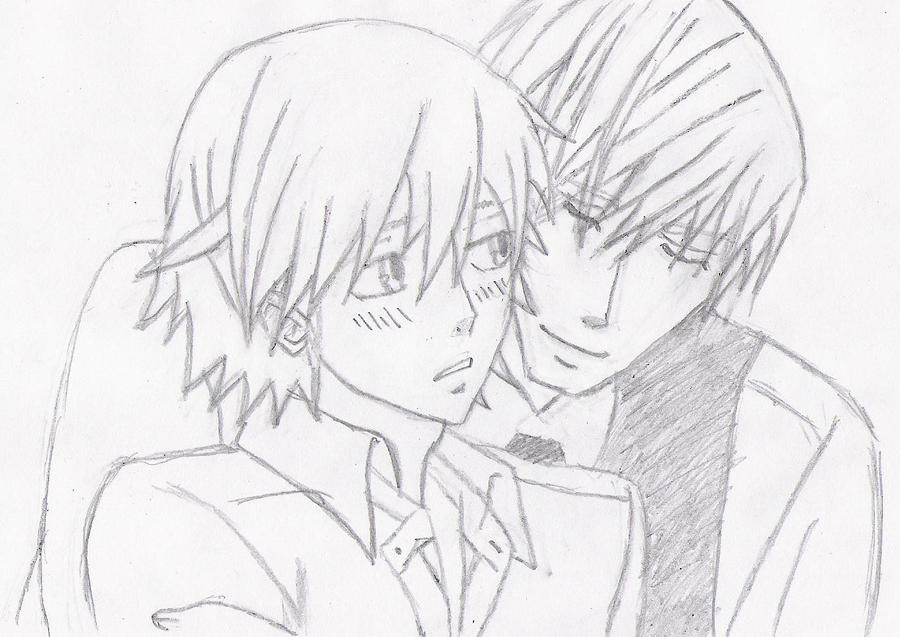 Misaki And Usagi Misaki X Usagi by melia161