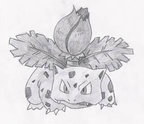 2. Ivysaur by melia161