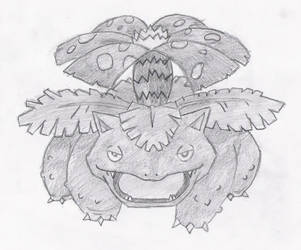3. Venusaur by melia161