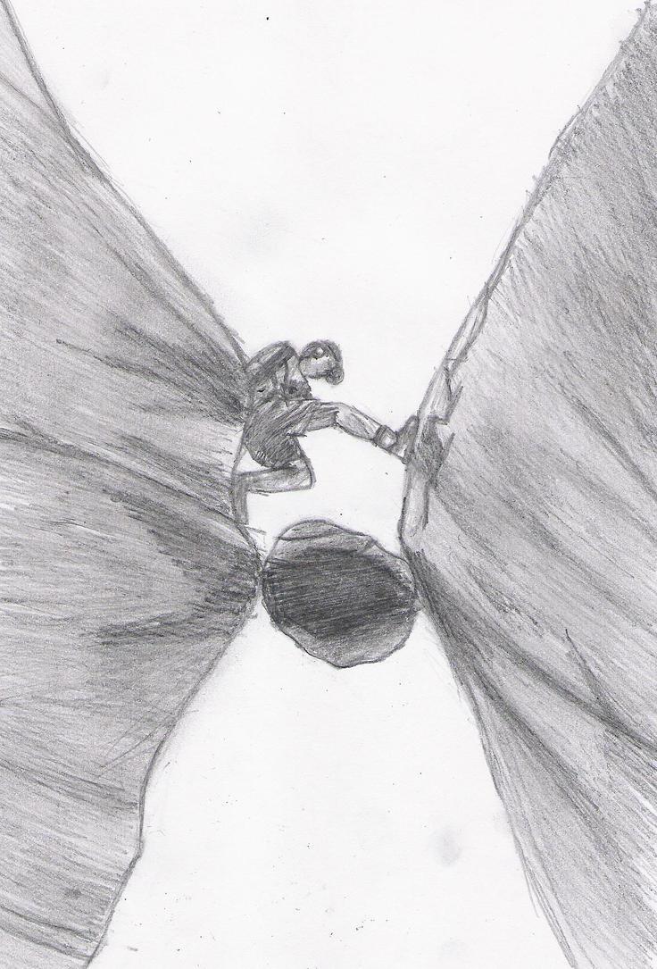 Aron Ralston by melia161