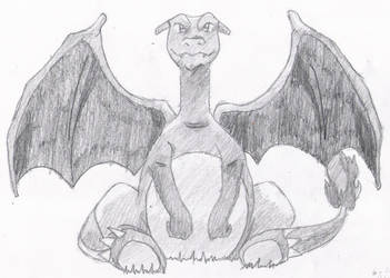 6. Charizard by melia161
