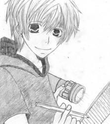 Young Usagi by melia161
