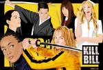 Kill Bill Volume 1 characters