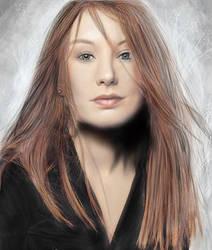 Tori Amos by budcali