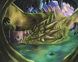 Dragon Treasure by DragonCelesh