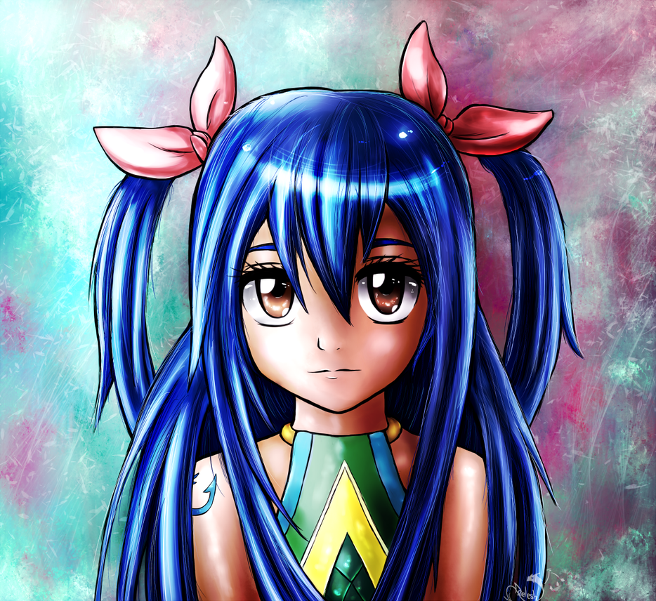 Fairy Tail-Wendy By DragonCelesh On DeviantArt