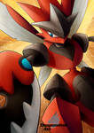 Pokemon team: Mega-Scizor!