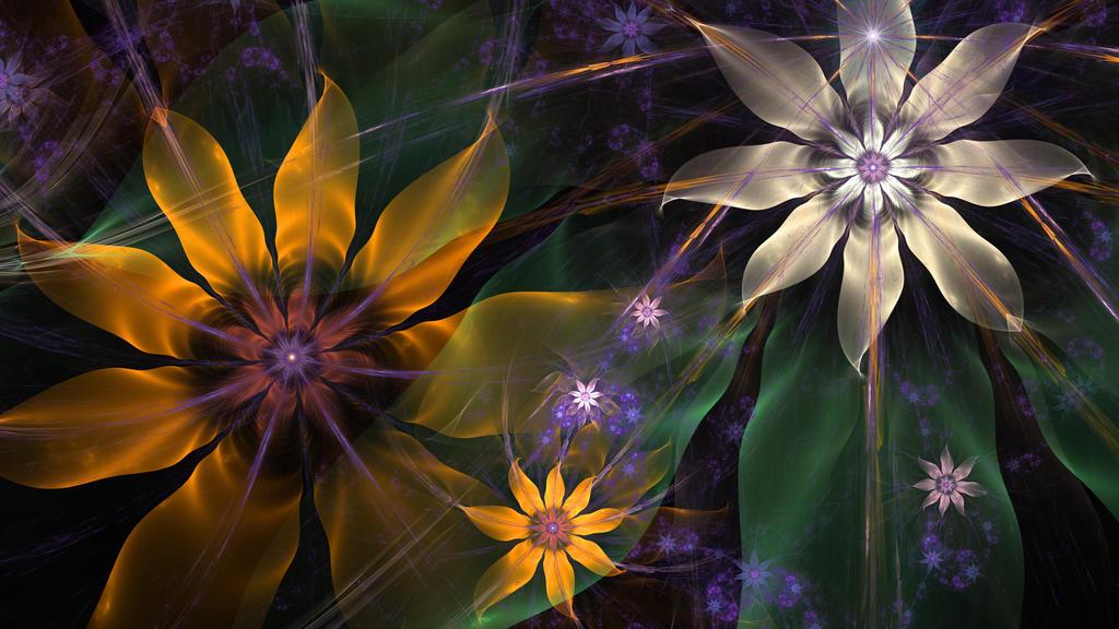 NextGen Flowers by AneiKhaar
