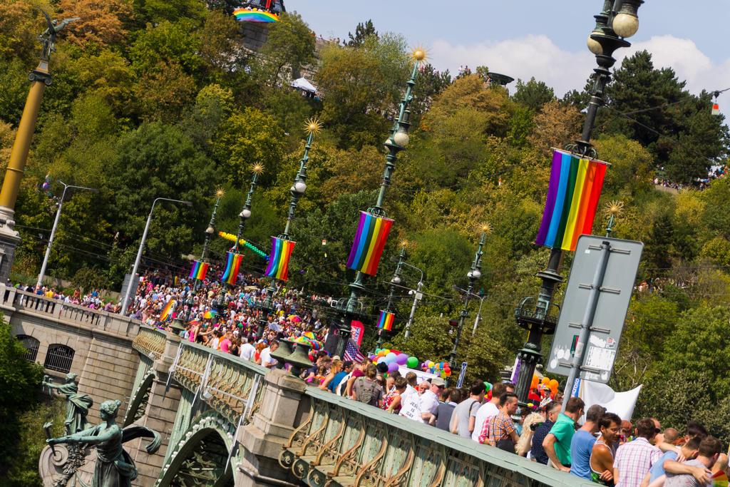 Prague Pride 2015 6 by AneiKhaar