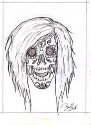 day of the dead moe by M1st3RSin1STeR