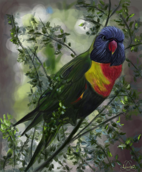 [Image: 14_july__parrot_study_by_leia1987-d57bjoa.jpg]