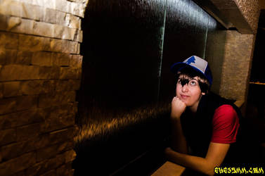 Day Dreaming of Wendy (Gravity Falls) by Adventure-Cosplay9