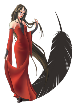 Commission HaroGirl - Mei