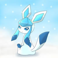 Glaceon (remade) by PKM-150