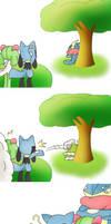 Pokemon Short 4: Substitute