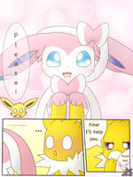 Comic test by PKM-150