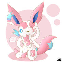 Sylveon by PKM-150