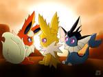 The original trios