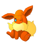 Scout the Flareon
