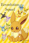 Eeveelution Squad (First cover) by PKM-150